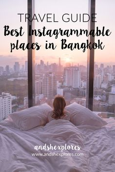 If you're planning a trip to Bangkok, add these most Instagrammable places of Bangkok to your itinerary and be sure to get the best shots of Thailand's most visited city – your Instagram followers will thank you.