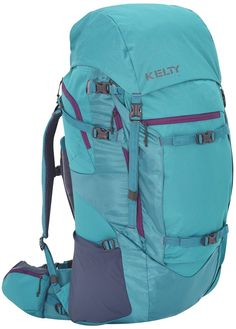 Featuring Kelty s innovative PerfectFIT suspension that maximizes comfort  for extended backpacking trips 70f07cea7f
