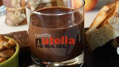 Make Your Own Healthy Nutella - Bruno Albouze - THE REAL DEAL. Uses a food processor and it looks amazing!!!