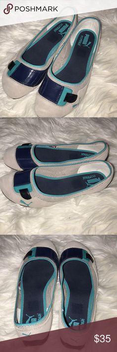 035cddb277 Puma Saba Ballet Flats Sz 8 EUC. Rare and unique puma shoe. No longer