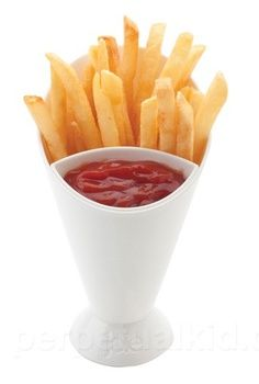 Gadgets..... I want this and by that I mean the fries and the ketchup..... the container too