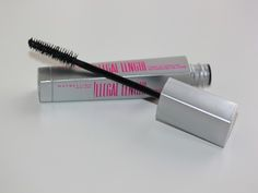 maybelline illegal lengths fiber extension, $7 ~ BAM! insanely long lashes. no irritation, weightless + vanishes with cleanser + water.