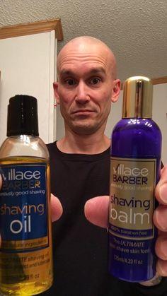 #VillageBarber