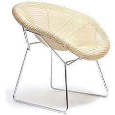 Lloyd Loom Nemo Chair