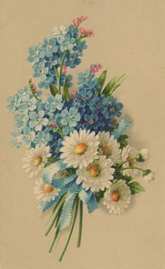 A fun image sharing community. Explore amazing art and photography and share your own visual inspiration! Art Vintage, Vintage Cards, Vintage Postcards, Vintage Prints, Flower Images, Flower Pictures, Art Floral, Vintage Pictures, Vintage Images