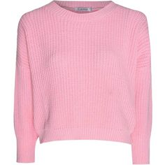 Light Dusty Pink Waffle Knit Cropped Jumper ($33) ❤ liked on Polyvore featuring tops, sweaters, pink, cropped jumper, waffle knit sweater, scoop neck top, ripped sweater and scoop neck crop top