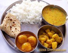Recipe Dal Chawal