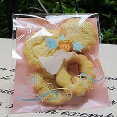 conception d'ange rose faveur sacs-set de 10 – USD $ 1.99
