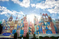 TDL - It's a Small World