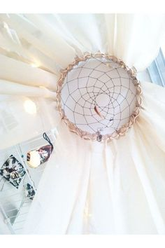 queen size dreamcatcher bed canopy nursery decor bedroom by bounded2earth