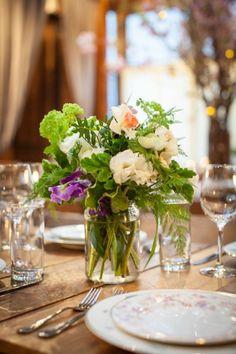 New York Wedding: Brooklyn Winery Love Affair - MODwedding