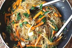 Jap Chae / Chap Chae - Korean Glass Noodles