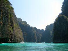 https://flic.kr/p/poz1vv   Bahía Pi Leh. Mar de Andamán   Tailandia
