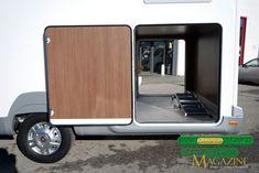 Roller Team T-Line Garage - il garage passante Roller Team, T Line, Garage, Caravan Van, Carport Garage, Garages, Car Garage, Garage House