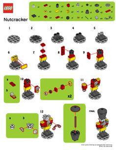 LEGO Monthly Mini Model Build: December 2011 – Smashing Bricks
