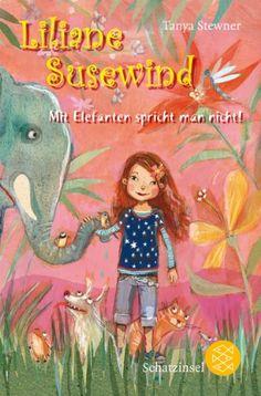 Liliane Susewind - Mit Elefanten spricht man nicht! von Tanya Stewner http://www.amazon.de/dp/3596807093/ref=cm_sw_r_pi_dp_GsyRub07JBN8N