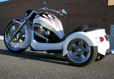 Custom trike... My dream bike!!!!!
