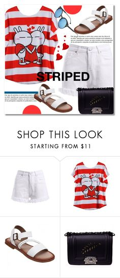 Marine Layer: Striped Shirts by svijetlana on Polyvore featuring moda, polyvoreeditorial, stripedshirt and twinkledeals
