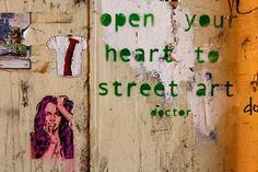 Open Your Heart to Street Art: Melbourne Melbourne Graffiti, Melbourne Street, Street Art Utopia, Street Art Graffiti, Graffiti Artwork, Street Culture, Public Art, Urban Art, Swagg