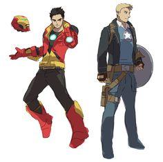 Avengers Academy!