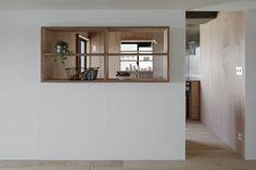 Roji by Ma-Style Architects. like the soft wood