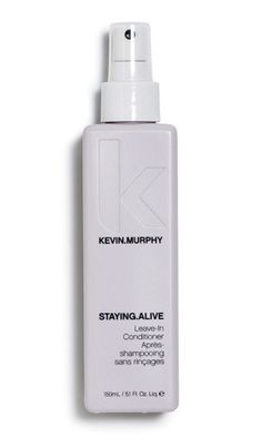 KM - STAYING.ALIVE The Bee Gees started it, and we certainly couldn't sing it better even if we tried - if you want your hair to still glam it up long past your disco days - then this is the product you better pay attention to. It takes daily protection and repair to the highest octave giving you back your confidence and swagger. Feel like turning up the volume with an added detangling and frizz-fighting effect? Yup, it does that too.
