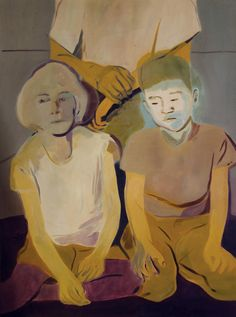 """""""twoed"""" Oil on canvas by Anthony Cudahy Art Inspo, Oil On Canvas, Original Artwork, Contemporary Art, Sculptures, Painting, Artists"""