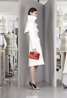 structured | Christian Dior Pre-Fall 2013