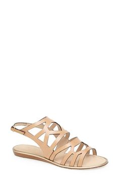 kate spade new york 'aster' flat sandal available at #Nordstrom