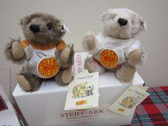 "MIB Vintage Ltd Ed Steiff ARK Set NOAH""S CHILDREN Teddy Bears 038587 COA Tags | eBay"