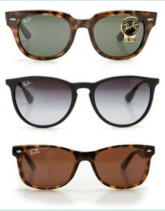 341aec9990 Three Different Sunglasses Ray Ban Sunglasses Sale
