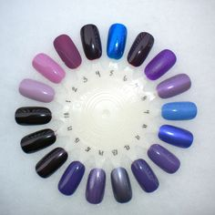 This page is home to swatches of (much of) my nail polish collection as of the end of 2011, as a reference for comparison to other colors a...