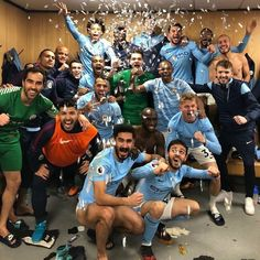 """Well I never felt more like singing The Blues, City win United lose! Oh City, you got me singing The Blues!"" Manchester City 2 United 1 10/12/17"
