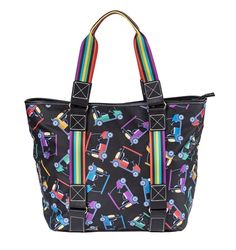 Check out our Cart Path Only Sydney Love Ladies Golf East West Tote! Find the best golf gear and accessories at Lori's Golf Shoppe. Click through now to see this!