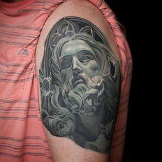 Fully healed tattoo religious