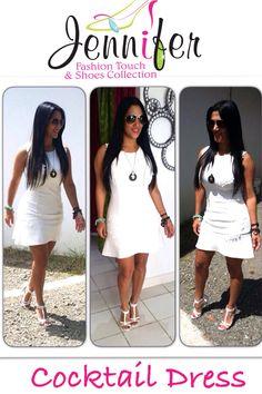 Espectacular vestido  Color White  Lo necesito en mi closet Disponible S/M/L Hermosos accesorios OPSobjects Disponible  Y zapatos blancos en combinación disponible 5.5 al 10  Manatí 787365-9010 Dorado 787994-0042  Para pedido envía Texto 787224-3434!!