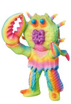 Mushy Mouth rainbow lobster thingy