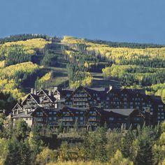 The Ritz-Carlton, Bachelor Gulch, Avon, CO - Top Nature Hotels - Sunset