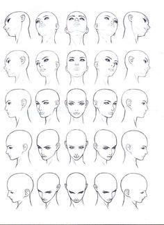 3dmaker :: 남녀얼굴 그리기, 인체그리기(drawing face, body):