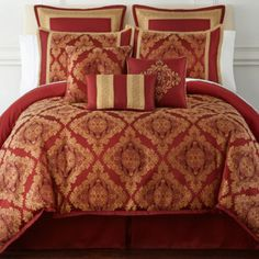 Home Expressions™ Imperial Euro Sham - JCPenney
