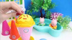 بيبا الخنزير وكريم لعب الجليد - حتى اللعب