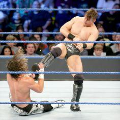 SmackDown 9/20/16: Dolph Ziggler vs. The Miz – Intercontinental Championship Match