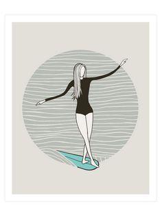 Five Toes Art Print - Jonas Claesson Shop