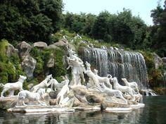 Jardins de Caserte : Les plus beaux sites à voir en Italie - Linternaute