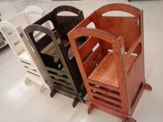 kids Kitchen Helper and Double Height Hi-Chair, Learning Tower, & More