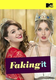 Dzień, w którym odkryłam 'Faking It', ponieważ dzięki temu serialowi odkryłam kim naprawdę jestem 👭