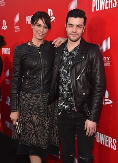 """Michelle Forbes Photos: PlayStation & Sony Pictures Television Series Premiere Of """"POWERS"""" - Red Carpet"""