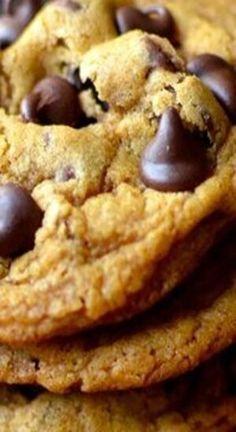 Pumpkin Recipes, Fall Recipes, Pumpkin Chocolate Chip Cookies, Desserts, Food, Tailgate Desserts, Deserts, Essen, Postres