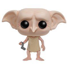 Figurine Dobby (Harry Potter) - Figurine Funko Pop http://figurinepop.com/dobby-harry-potter-funko