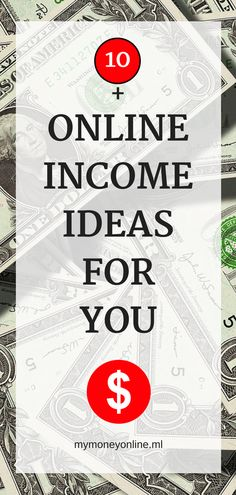 online income ideas for you. Read about how to make money online. Get your passive income. Some ideas how to start now. Make Money Blogging, Make Money From Home, Make Money Online, How To Make Money, Online Income, Online Earning, Online Entrepreneur, Passive Income, Extra Money